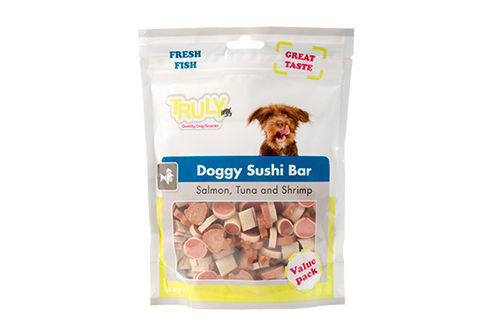 Truly Doggy Sushi